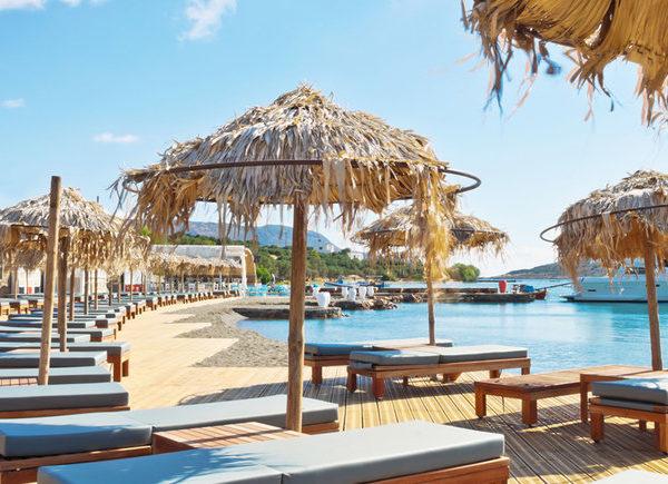 Пляжный отдых от Итаки на острове Крит #2
