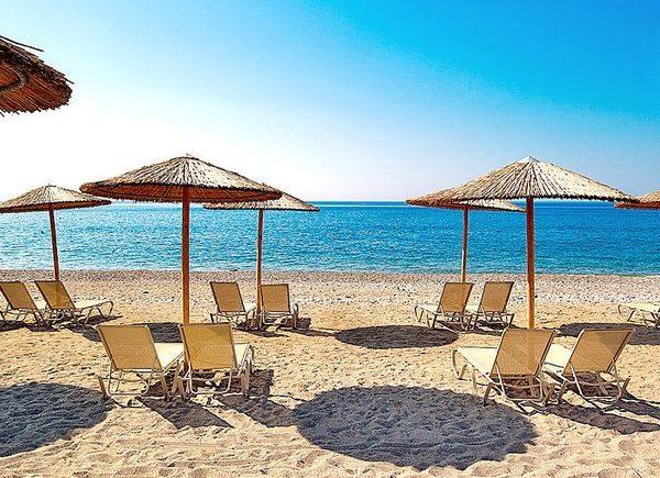 Пляжный отдых от Итаки на острове Родос #2