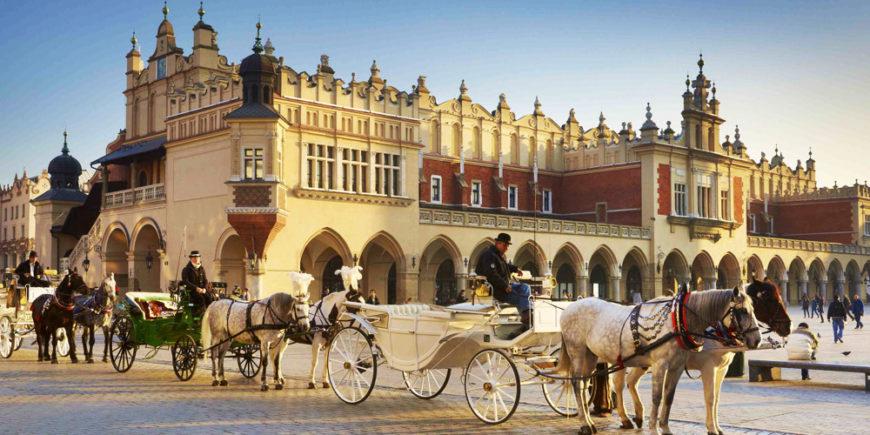 Автобусный тур Краков- Величка