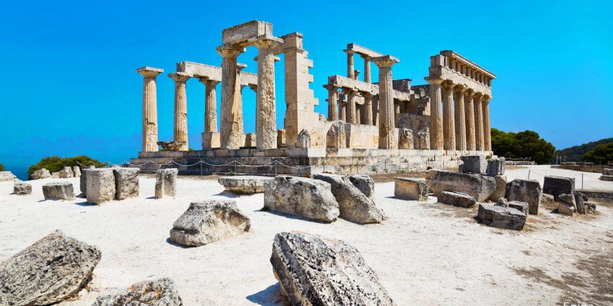 Круиз по Греции Ahoj Agistri! от ITAKA (03.06 - 11.06.2019)