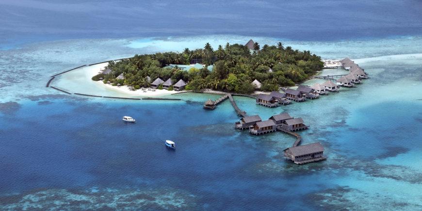 Лето-19 на Мальдивах с ITAKA - Gangehi Island Resort*****