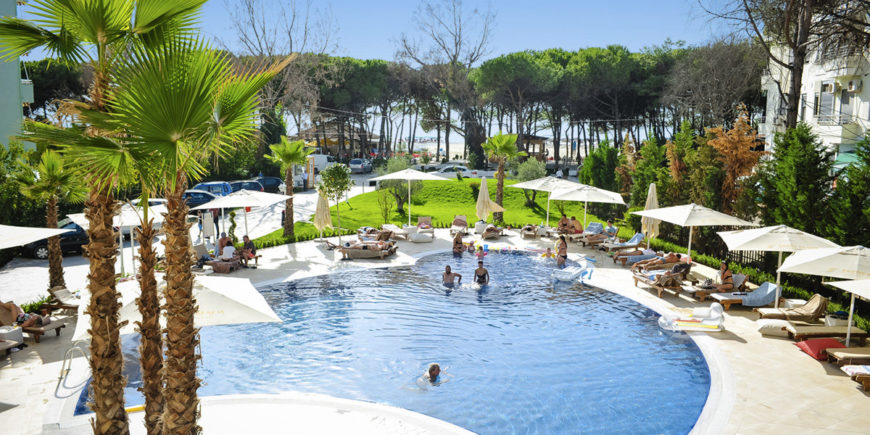 Лето-19 в Албании с ITAKA - Sandy Beach Resort****